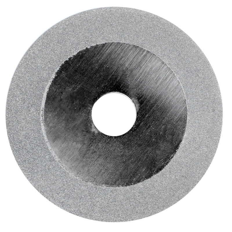 100mm X 20mm X 1mm Double Side Glass Diamond Saw Blade Cutting Disc