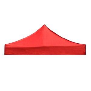 Image 4 - MagiDeal Ersatz 420D Oxford Camping Strand Zelt Baldachin Markise Top Abdeckung Im Freien Sonne Shelter Regen Plane Regenschirm Abdeckung