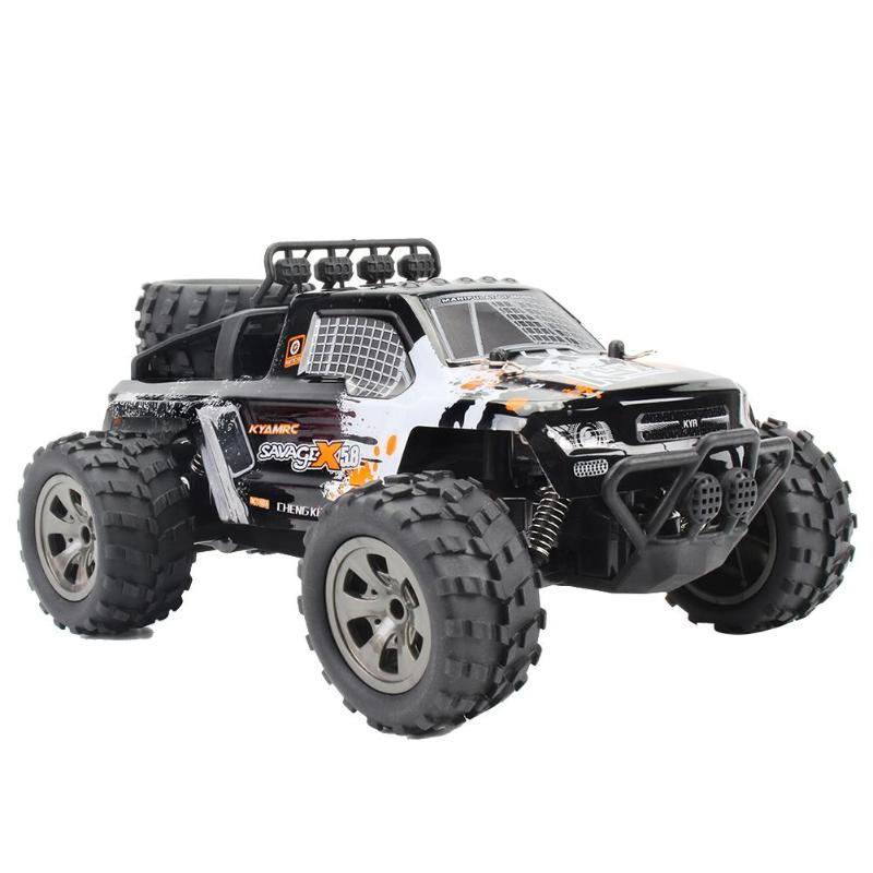1/18 2.4ghz 18km/h Drift Rc Off-road Car Climbing Vehicle Toys Kids Remote Control Model Rc Cars Toys For Chidlren Birthday Gift