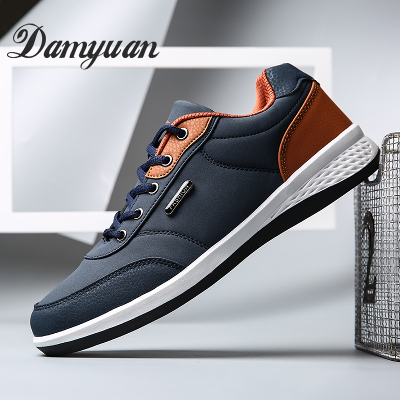 Damyuan Classic Men Shoes Flyweather Casual Shoes