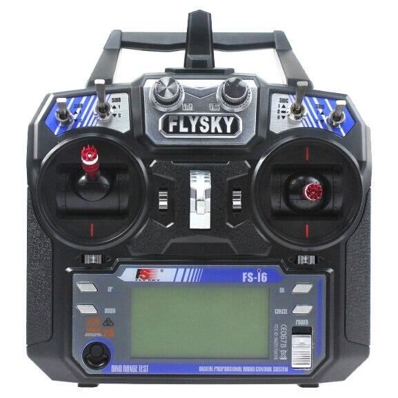 Bricolage FPV Drone quadrirotor 4 essieux avion Kit 450 cadre PXI PX4 commande de vol 920KV moteur GPS FS i6 émetteur F02192 AC-in Avions télécommandés from Jeux et loisirs    2