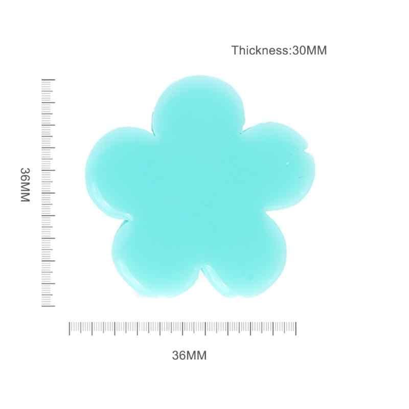 2 шт. лепестки Листья цветка сливы Veiner силиконовые формы Украшение Тортов мастикой впечатление цветок изделия из сахара, форма для торта