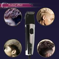 Rechargeable Electric Hair Clipper Cutter Nose Hair Trimmer Shaver Barber Hairstyling Tools Machine 2019 valentines day gift