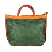 Female bag Europe and the United States fashion handbag new ladies shoulder bag large-capacity leather female Tote bag