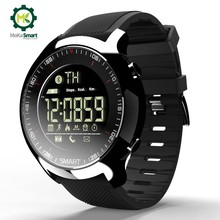 MOKA Sport SmartWatch Bluetooth Waterproof Men Digital Ultra-long Standby Support Call And SMS Reminder Smart Watch For ios