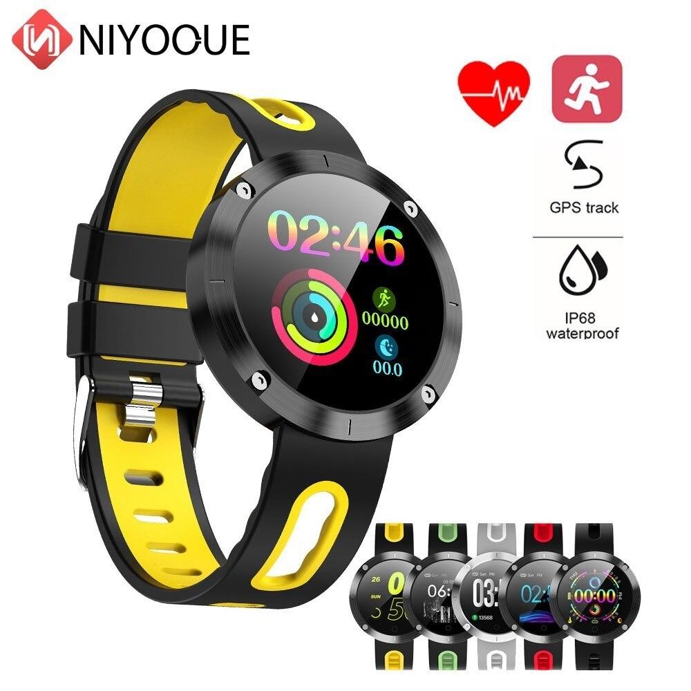 DM58 плюс смарт браслет Ip68 Водонепроницаемый Bluetooth Smart Монитор сердечного ритма фитнес трекер Смарт браслет для xiaomi huawei iOS