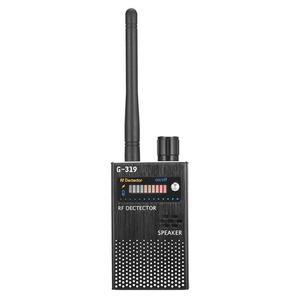 G319 Sem Fio RF Signal Detector Anti Detector Gama Completa Detector Bug Localizador Localizador GPS Do Telefone Celular Suporte Dropshiping|Controle remoto inteligente| |  -