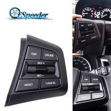 ESPEEDER Für Hyundai ix25 (creta) 1,6 L Reise Cruise Stornieren Schalter Lenkrad Die Rechte Seite Taste Heizung/Standard Kabel