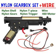 Upgrade Nylon Gear Box Wire for JinMing M4A1 Gen8 SCAR V2 MP5 Game Water Gel Ball Blasters Toy Guns Replacement Accessories
