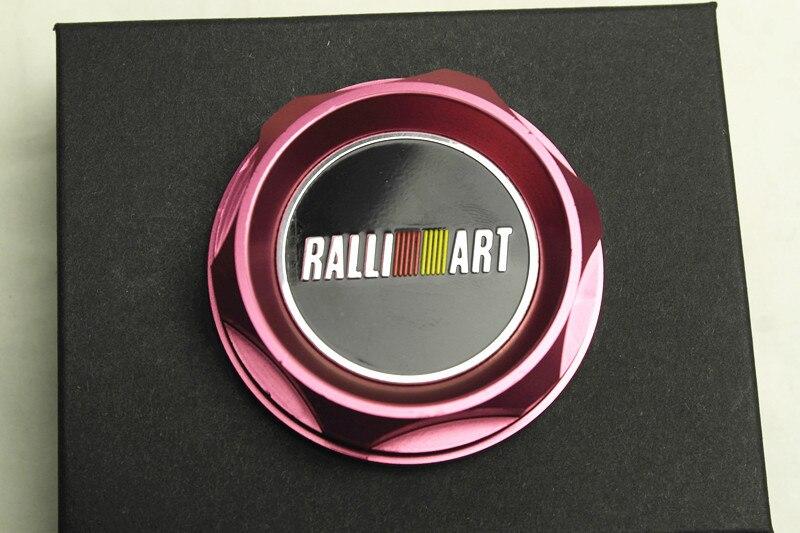 1 pz Best Ralli Art di Alluminio Auto Tappo Olio Motore Da Corsa Coperchio del Serbatoio