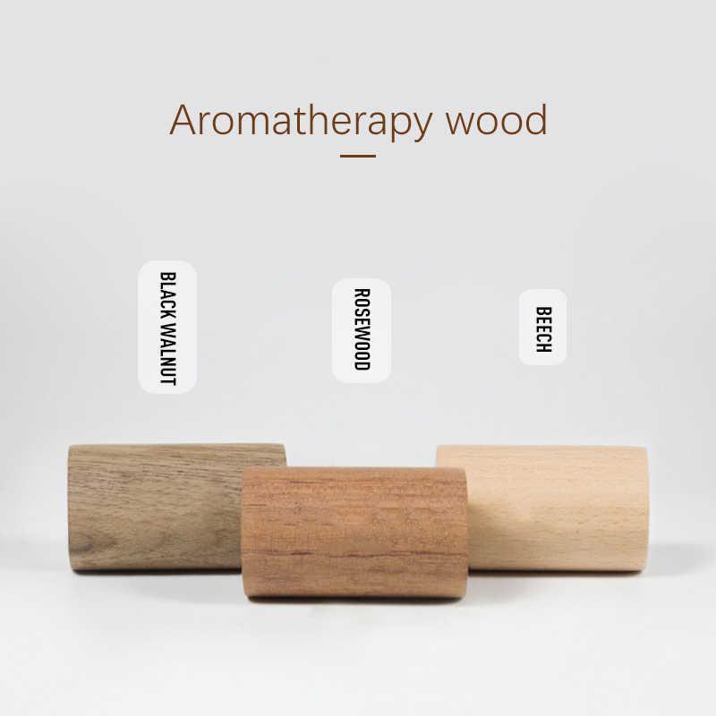 Деревянный диффузор для эфирных масел ароматерапия диффузор экологичный антистресс освежающий воздух для домашнего сна TSLM1