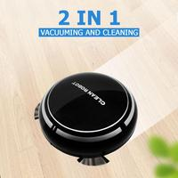 USB Rechargeable Vacuum Cleaner Household Smart Robotic Vacuum Cleaner Mini Automatic Sweeping Robot Vacuum Cleaning Mop