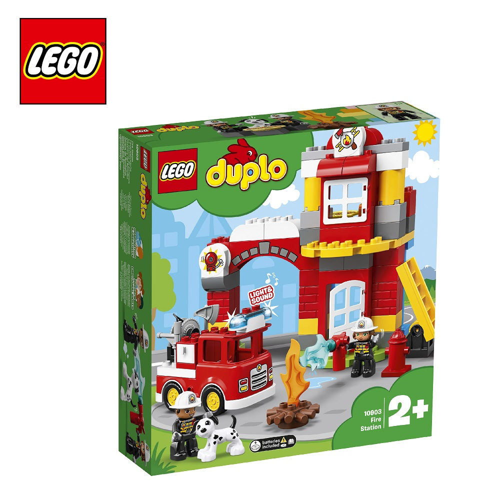 Blocks LEGO 10903 DUPLO play designer building block set  toys for boys girls game Designers Construction kazi education toys building blocks toys for children robot car blocks sets model diy bricks classic boys birthday gifts toys