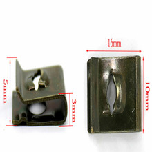 screw bushing FOR self tapping drilling clip 50pcs/lot free shipping