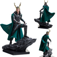 Thor Ragnarok Marvel Comics Loki 1/6TH scale collectible figures Ragnarokr action figure Battle scene Marvel's The Avengers toys