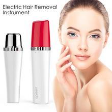 Hair Epilator Mini Facial Eyebrow Hair Remover Shav