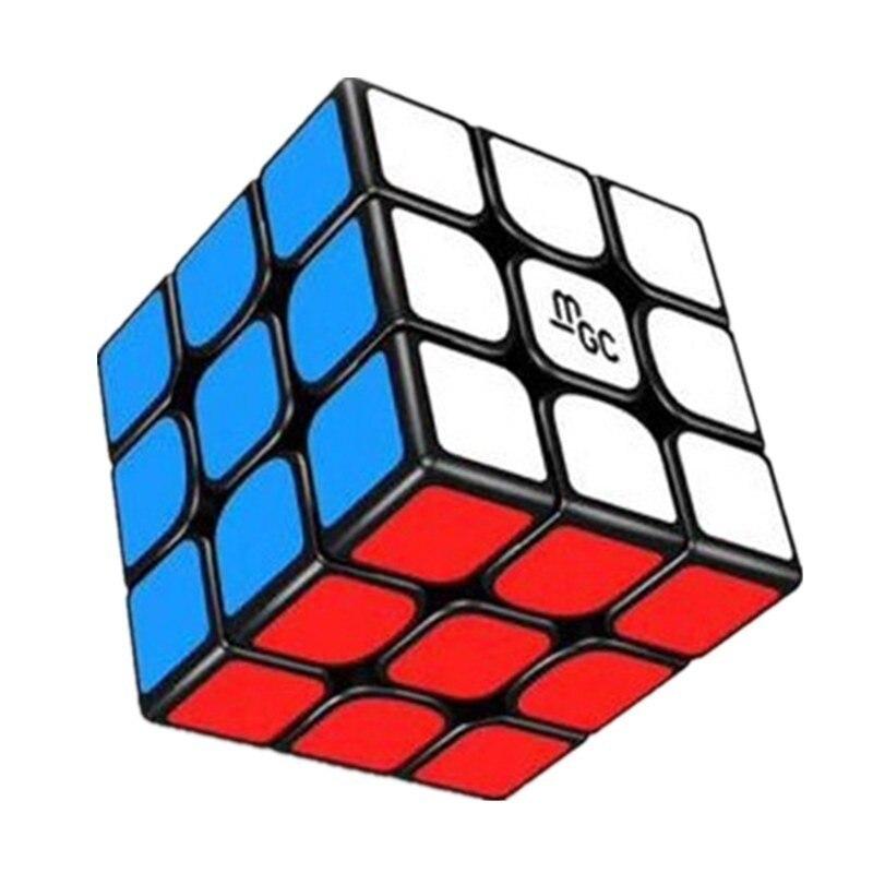 Intellective Yongjun Mgc Magnetische Neo Fidget Cube 3x3x3 Mgc Magic Speed Cube 3x3 Puzzel Game Cubo Magico Kampioenschap Door Magneten 3 Door 3 Kubus Goede Smaak