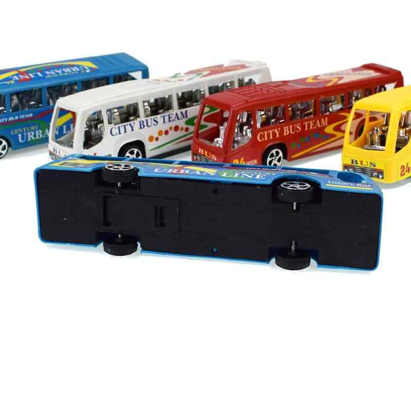 Plastic Car Toy Children Kids Racing Pull Back Cars Truck Vehicle Boy Gifts Toys Vehicles For Children Education Christmas Gift