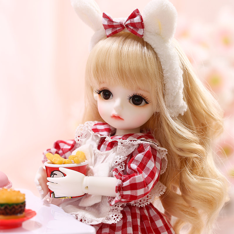 Linachouchou Angelic Melissa suit fullset bjd sd 1 6 napi bid lati or girls doll yosd