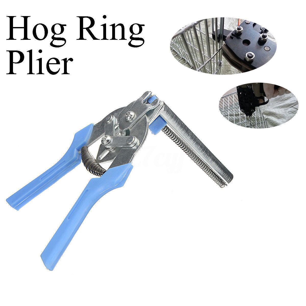 150 Hog Rings 3//4 for Automotive Upholstery Supplies Tools
