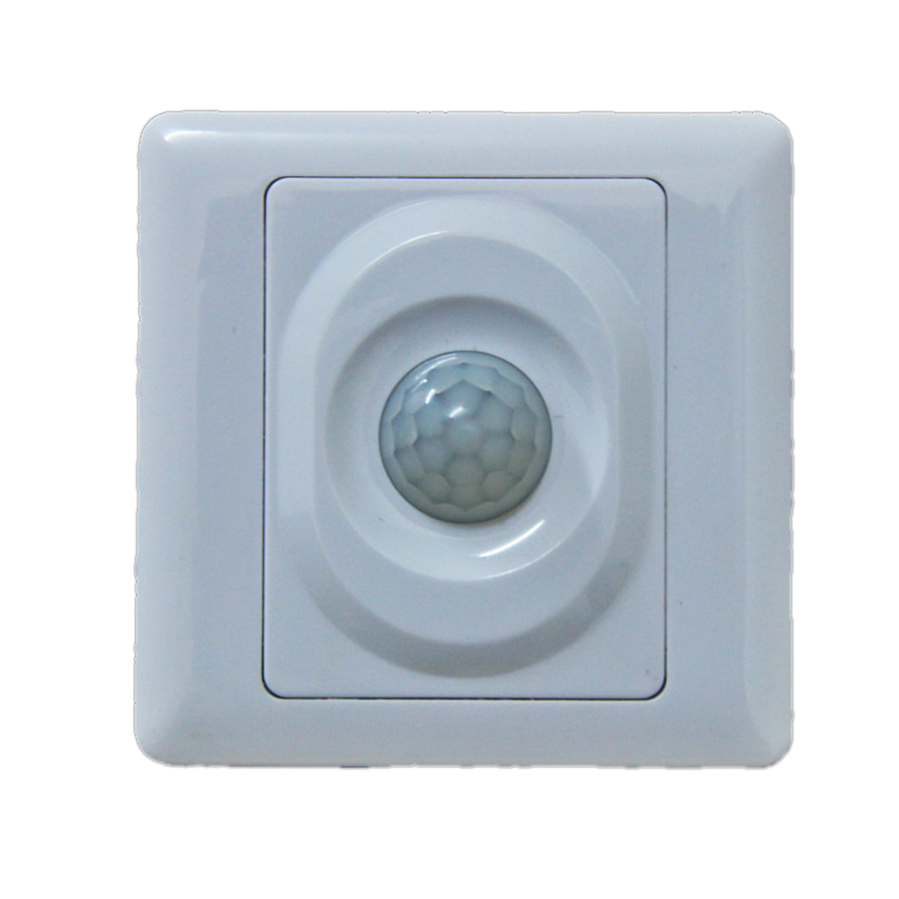 Infrared IR Body Motion Sensor Switch Wall Mount Control Light Automatic Module Light On Off Switch