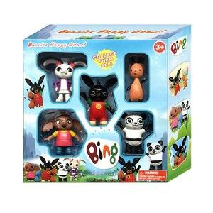 5pcs bing action figur toy sul
