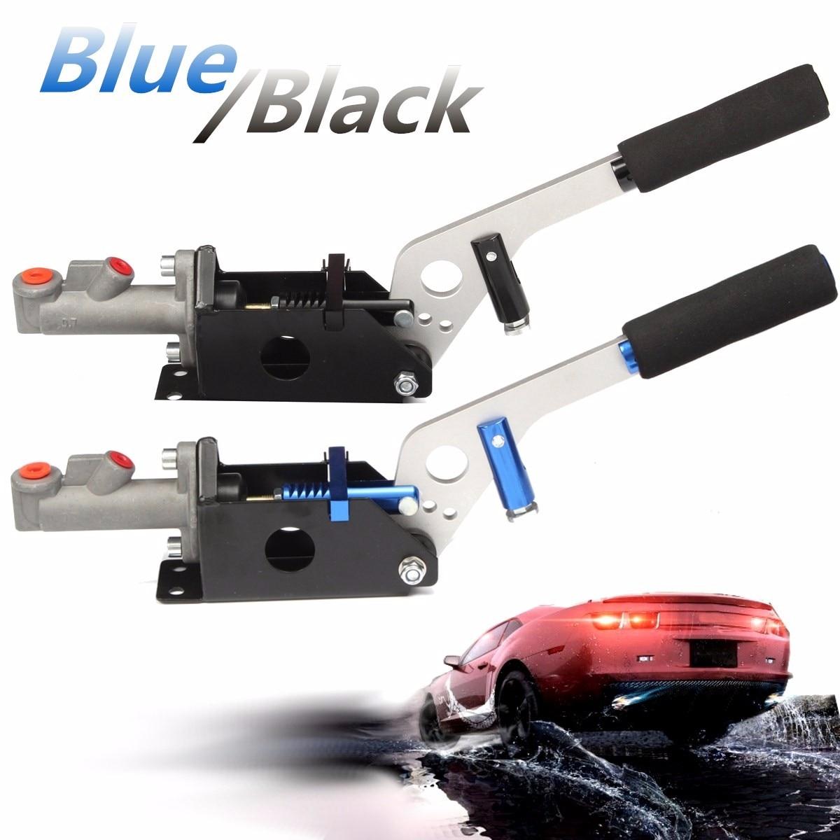 Accessoires auto universel hydraulique Horizontal course dérive frein à main main E frein Parking frein levier