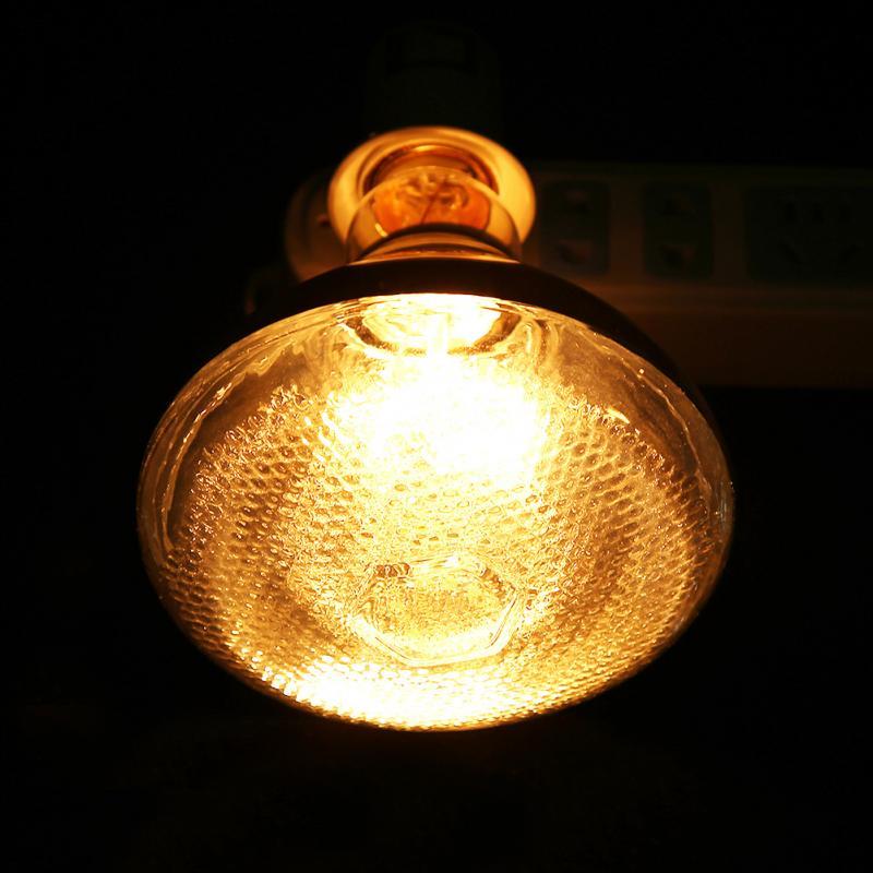 Piglet Heat Lamp Infrared Light Chicken Heating Insulation Light Waterproof Riot Heating Lamps