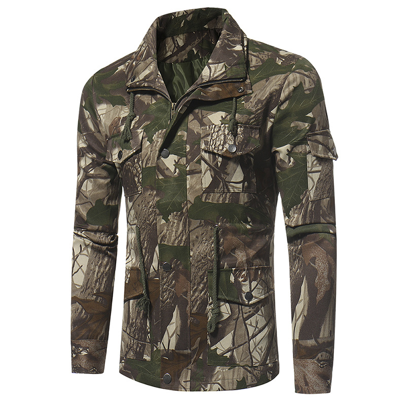 2019 Anti moustique Daiwa été Roupa Pesca vêtements de pêche nouveau boisé Camouflage hommes loisirs veste manteau poche vêtements