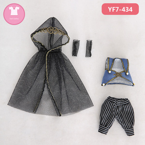 Image 5 - Doll BJD Clothes 1/7 Cute Suit Doll Clothes For FL Realfee Soso Body Doll accessories Fairyland luodoll