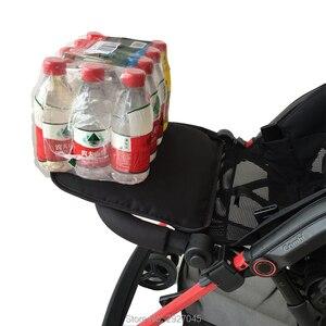 Image 2 - 2 לתוך 1 קומבי F2 תינוק עגלת פגוש קדמי ומושב להאריך רגל לוח