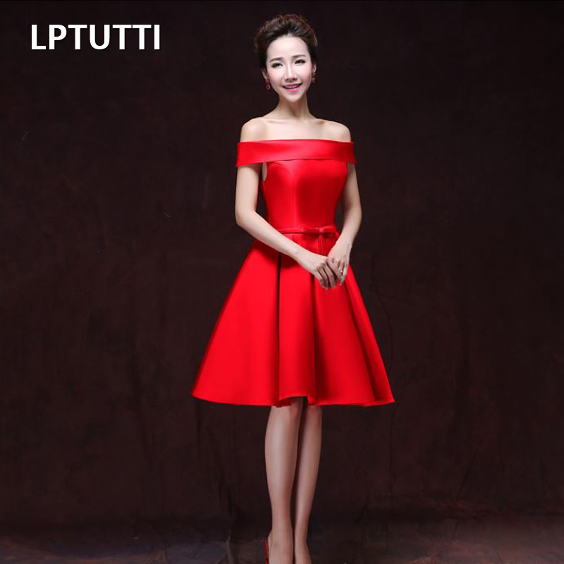 LPTUTTI Ball Gown New Sexy Woman Plus Size Social Festive Elegant Formal Prom Party Gowns Fancy Short Luxury Cocktail Dresses 16