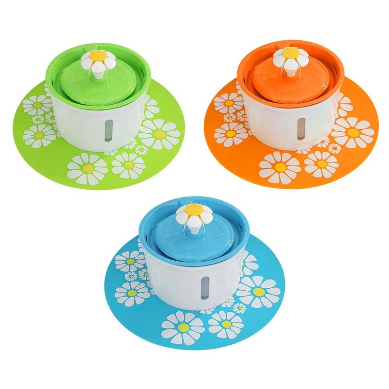 New Automatic Cat Dog Electric Pet Drinking Fountain Pet Bowl Drinking Water Dispenser Drink Filter Pet Supplies #3