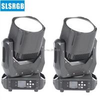 2 Pack 150W Led COB Moving Head Wash Light RGB 3IN1 Color DMX 10CH Wash 120 Degree Lens LED Display Audio Plug