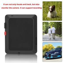 X009 Mini Localizador GSM com 2 Milhões Câmera de Vídeo Do Monitor Rastreador Rastreamento Em Tempo Real e de Escuta Rastreador GPS com SOS botão
