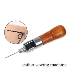 leather sewing machine awl kit speedy stitcher for  or repairing heavy saddlery canvas Sail & Canvas