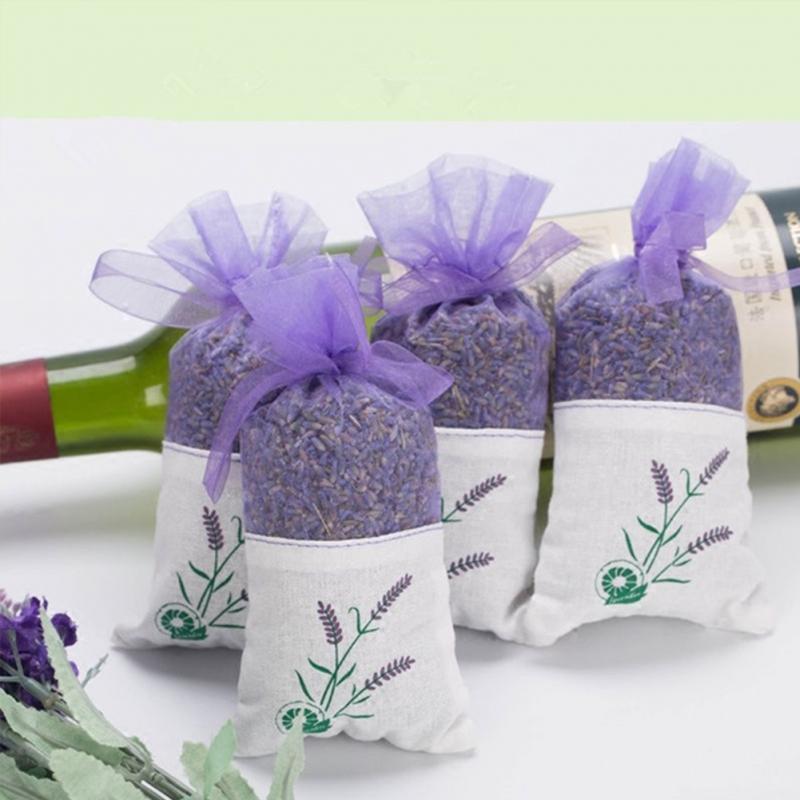 2 Pcs Air Freshener For Home Lavender Refresher Armario Ambientador De Carro Fragrance Sachets Hogar Cabinet Wardrobe Deodorant