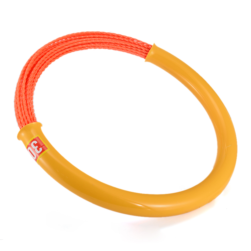 New Durable 5mm Cable Wire Puller Rodder Conduit Snake Cable Installation Tool Fish Tape 30M Long
