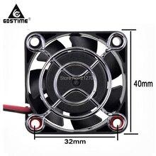 """10 шт./лот Gdstime PC DC вентилятор Гриль протектор металлический предохранитель для пальцев крышка 40 мм 4 см 1,57"""""""