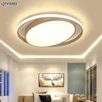 Nueva llegada lámpara de luz LED de techo accesorio de iluminación sala de estar dormitorio cocina superficie montaje regulable con Control remoto dero