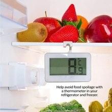 Termómetro Digital a prueba de agua con pantalla LCD Digital de precisión para refrigerador