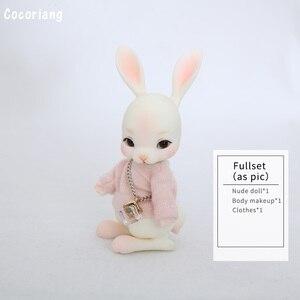 Image 5 - Cocoriang tobi bjd sd bonecas 1/12 coelho modelo de resina do corpo do bebê meninas meninos olhos alta qualidade brinquedos fananty anjo luodoll
