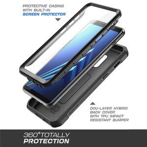 Image 3 - SUPCASE สำหรับ Galaxy A8 PLUS 2018 กรณี UB Pro เต็มรูปแบบป้องกันหน้าจอในตัวสำหรับ galaxy A8 + 2018