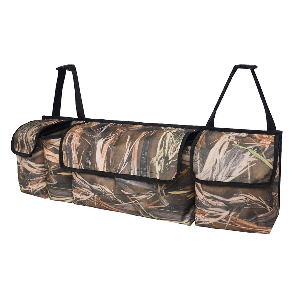 Image 1 - Trunk Backseat Car Organizer Camouflage Large Capacity 600D Oxford Cloth Traveling Car Trunk Storage Bag Auto Accessories-in Stowing Tidying from Automobiles & Motorcycles
