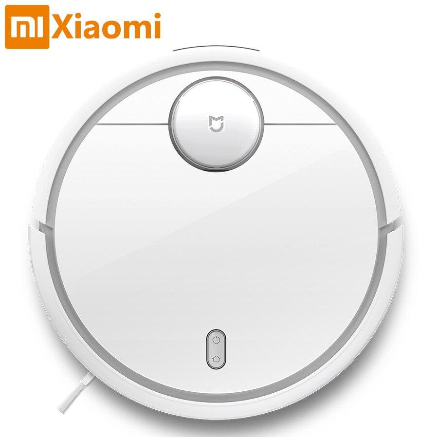 Xiaomi 1 Generazione NORMA MIJIA Robot Aspirapolvere Da Roborock, Robot di Aspirazione e Spazzare con WIFI A Distanza di Controllo Del Telefono Cellulare