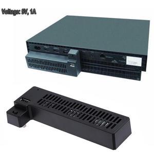 Image 2 - Schwarz 2019 Neueste Kühler Fan 5V 1A USB Port Externe 3 Fan Lüfter Für Xbox One X für Gaming Konsole