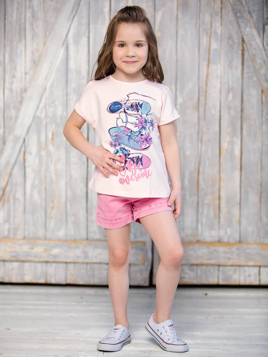 T-shirt knitted Sweet Berry for girls t shirt knitted sweet berry for girls