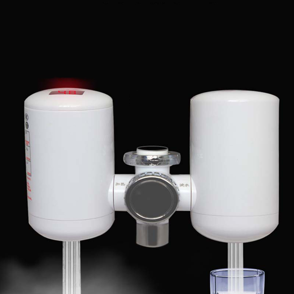 FIMEI 3000W 220V Electric Faucet Water Heater Hydroelectric Separation Isolated Water Flow Conduction Water Heater