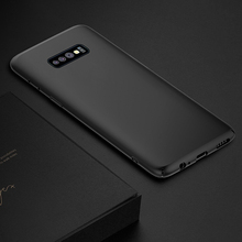 Shockproof Matte Phone case No. 1 for Samsung Galaxy S10, S10 Plus, S10E Lite