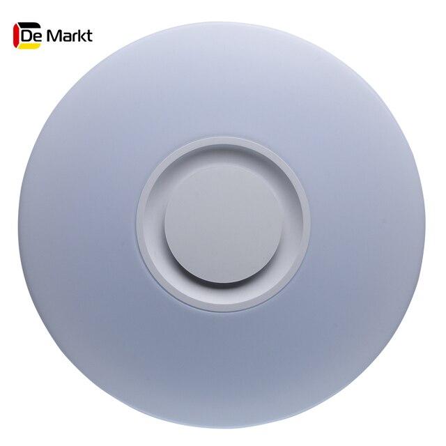 Люстра Норден 48W LED 220 V Bluetooth+Speaker box+Smartphone control
